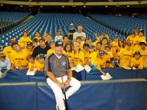 Kids on Deck with Ernie Whitt