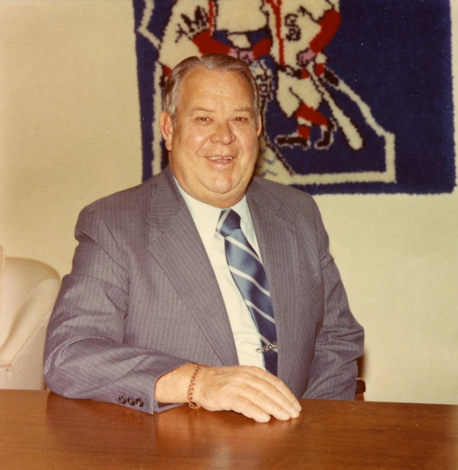 Calvin Griffith