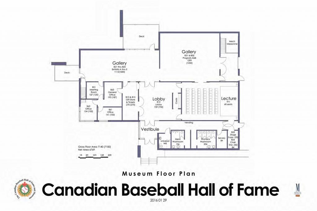 Strategic master plan canadian baseball hall of fame and for Affordable legal plan canada