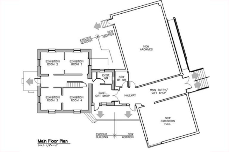 museum-expansion-floor-plan
